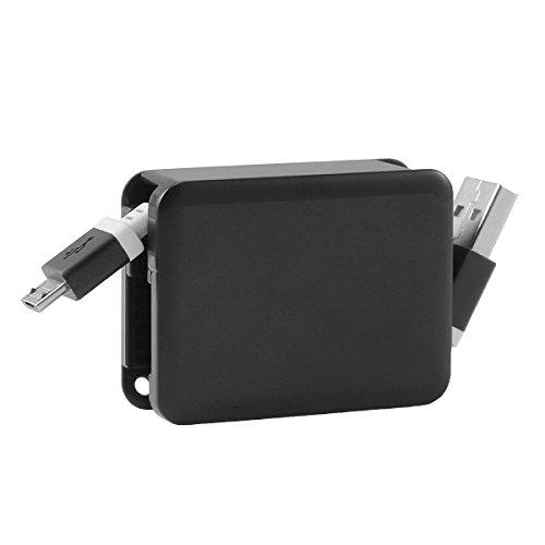 Retractable Micro USB Charging Blackberry Smartphones