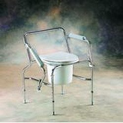 Invacare Standard Drop-Arm (Standard Drop Arm Commode)