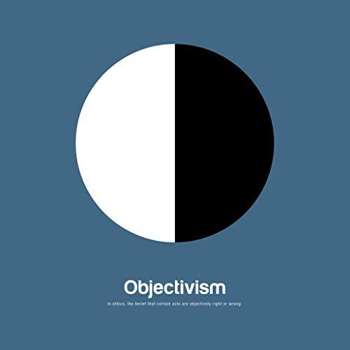 Objectivism Men's Indigo Philosophy Sweatshirt Coto7 Blue Hooded Symbol zqwPH