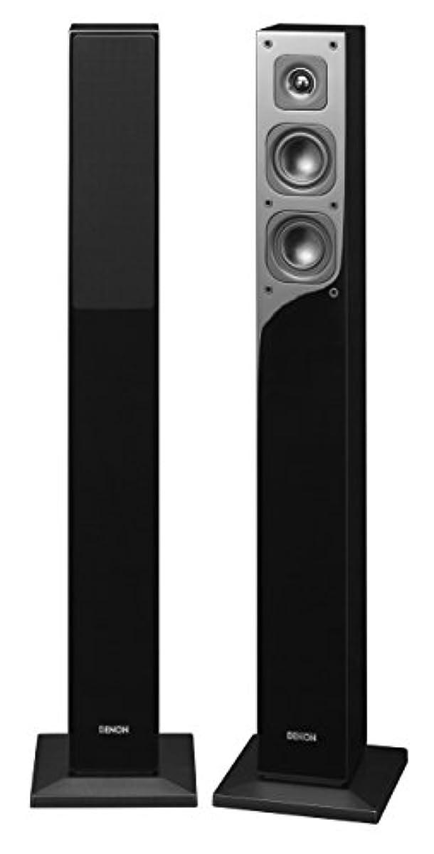 [해외] 데 노 DENON SC-T17 스피커 프론트 tall boy 하이레조대응 SC-17 SC-37 시리즈 1대 블랙 SC-T17K