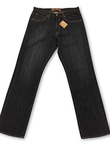 Waterman 'Death Valley' Denim W35 Negro Jeans Agave 1UR0Hxnnz