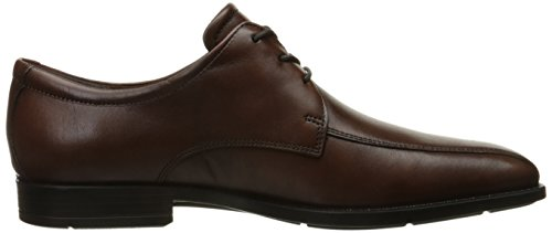 Eccoedinburgh Lace Up - Bas-dessus Uomo, Marrone (mink01014), 47