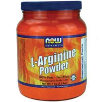 L-Arginine Powder 2.2 lbs ( Multi-Pack) by NOW Foods