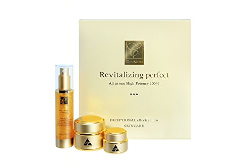 Charis Revitalizing Perfect All in one High Potency 100% (3 in 1)