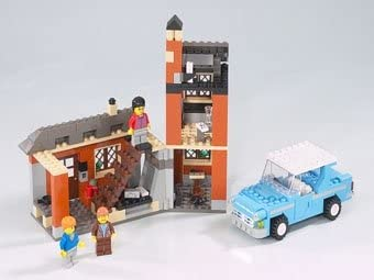 LEGO Harry Potter: Escape From Privet Drive