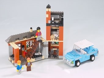 Parallel Privet Potter 4728 Escape Harry From Import Lego Drive PkTXlwZiuO
