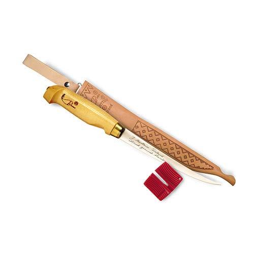 "Rapala 9"" Fish'n Fillet Knife / Single Stage Sharpener / Sheath"