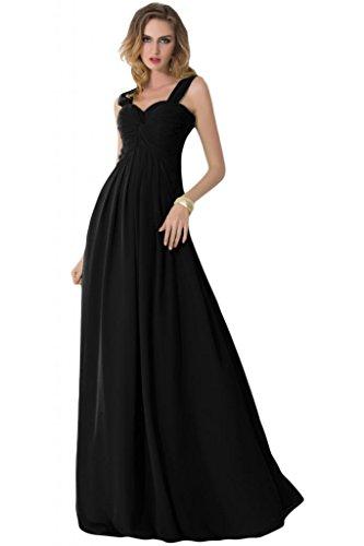 sunvary Sage Rhinestone UNA línea gasa novia Vestidos de Fiesta exquisito verde oscuro