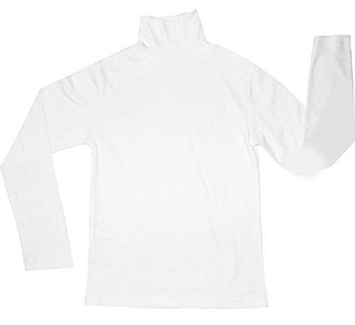 Woodland Supply Co. Men's Cotton Turtleneck - Long Turtleneck Sleeved