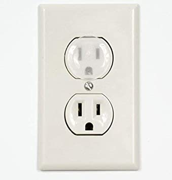 Outlet Plug Wall Baby Child Proof 36 144 Count Socket Cover Safety Outlet Caps