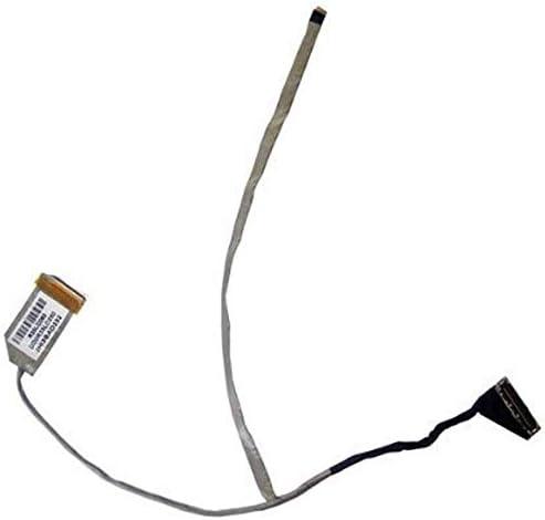 wangpeng New LVDS LCD LED Flex Video Screen Cable for HP Pavilion P//N DD0R33LC000 DD0R33LC010 DD0R33LC020 DD0R33LC030 DD0R33LC040 DD0R33LC050 680547-001