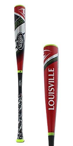 "Louisville Slugger WTLSLO516X-26 SL OMAHA 516 Baseball Bat, Red/Black, 26""/16 oz"