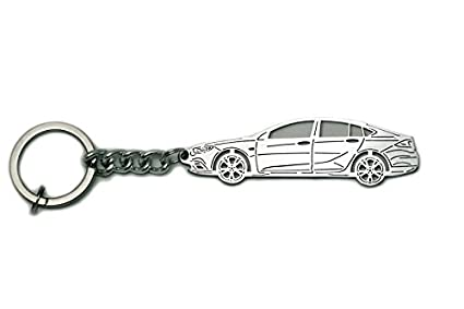 Llavero con anillo para Opel Buick Opel Insignia II 2017 ...