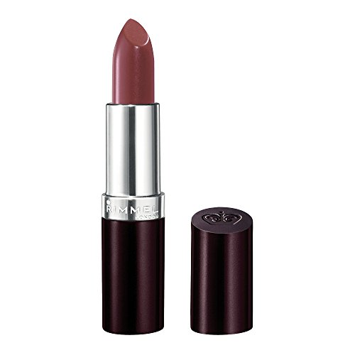 Shimmer Lipstick - Rimmel Lasting Finish Lipstick, Coffee Shimmer, Long Lasting, Smooth & Easy to Wear Lipstick in Colors that Make a Statement