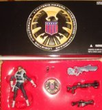 Hasbro Marvel Universe Exclusive 3.75 Inch Action Figure Nick Fury