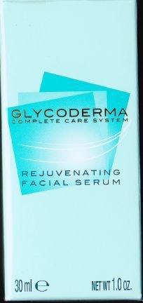 Glycoderma Complete Care System - Rejuvenating Facial Serum 1 oz by Glycoderma