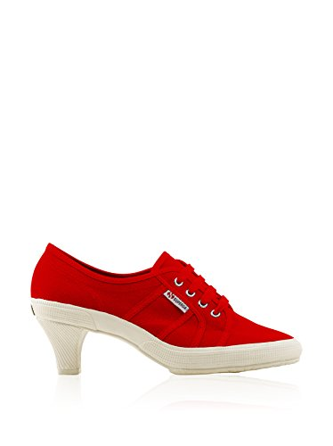 Zapatos da donna - 2148-cotw Red