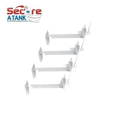 Secure-A-Tank Toilet Tank Brace - Toilet Pack
