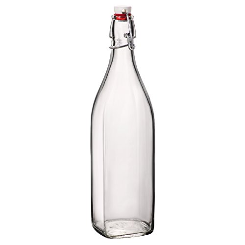 Bormioli Rocco 594885-314720MBE321990 Swing Glass 33.75 oz. Bottle