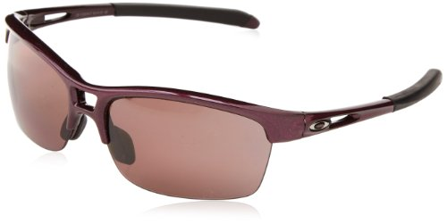 Oakley RPM SQ Polarized Rectangular Sunglasses,Raspberry Spritzer,62 - Frame Polarized Oakley M Sunglasses