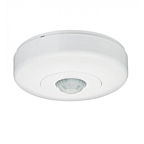 Lámpara Philips con Detector de movimiento para techo -LRM1000/00: Amazon.es: Iluminación