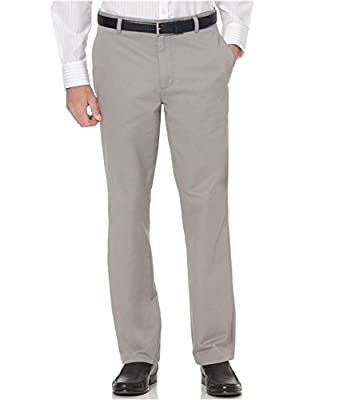 Calvin Klein Men Big and Tall Dylan Soft Wash Straight Leg Chino Pants