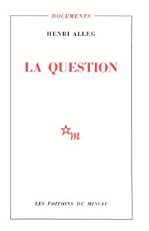 La question par Alleg