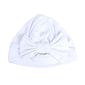 Baby Girl Newborn Infant Bowknot Hat Cap Summer Beanie Photography Props Bonnet