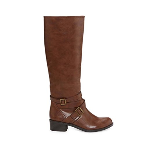 Botas De Montar Arizona Jean Co Dakota Para Mujer Cognac