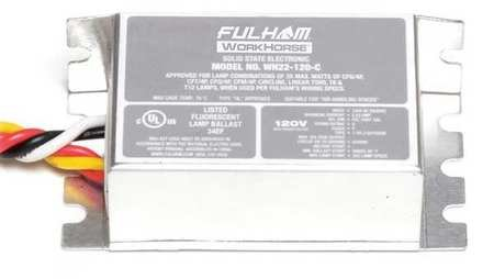 5 to 35 Watts, 1 or 2 Lamps, Electronic Ballast
