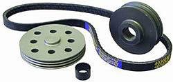 Powermaster 170 Alternator Serpentine Drive Kit