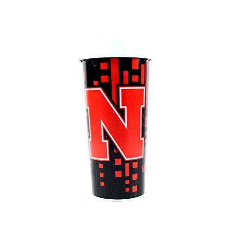 NCAA Nebraska Cornhuskers Travel Cup, 16-ounce