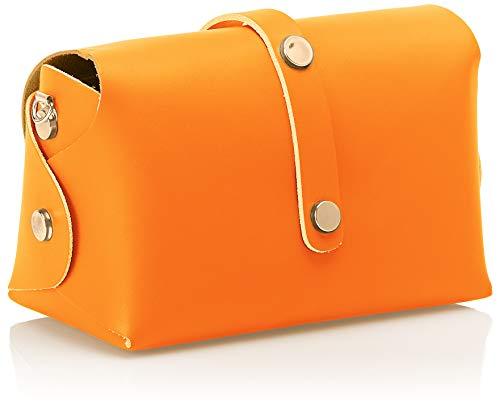 Borsa w L Cbc7700tar Cm Spalla Arancione Donna H X Chicca 9x11x18 A arancio Borse q1WwEnaAf