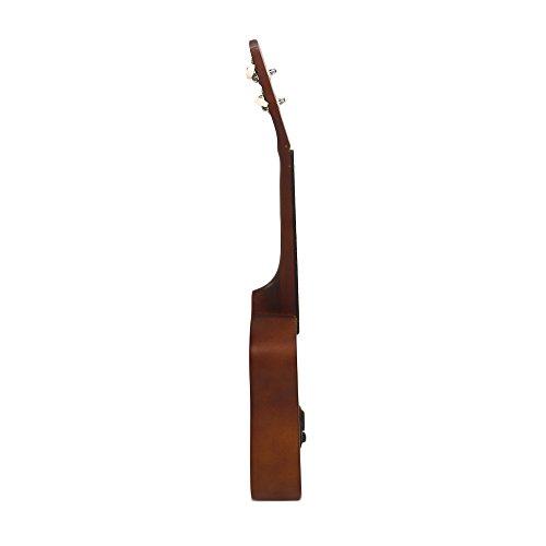 Lovinland 23'' Concert Ukulele for Beginner Kids Guitar Toys Rosewood Fingerboard with Bag by Lovinland (Image #5)