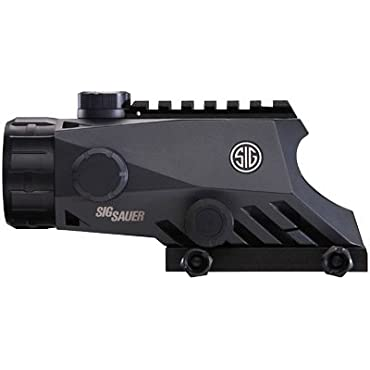 Sig Sauer Bravo 4 Battle M1913 Rail Sight, 4 x 30mm