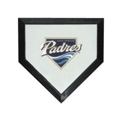(Schutt San Diego Padres Licensed Authentic Pro Home Plate from)