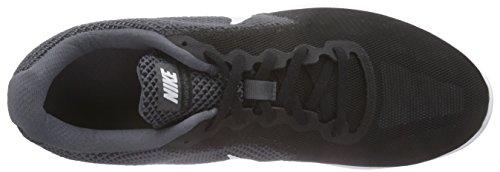 Nike Revolution 3 - Zapatillas de Entrenamiento, Mujer Negro (Dark Grey/White-Black 001)