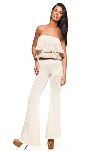 Nightcap Clothing Slub Flare Pant (2) by Nightcap