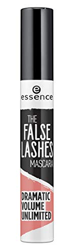 essence | The False Lashes Mascara Extreme Dramatic Volume Unlimited | Cruelty Free - Black (Best False Lash Effect Mascara)