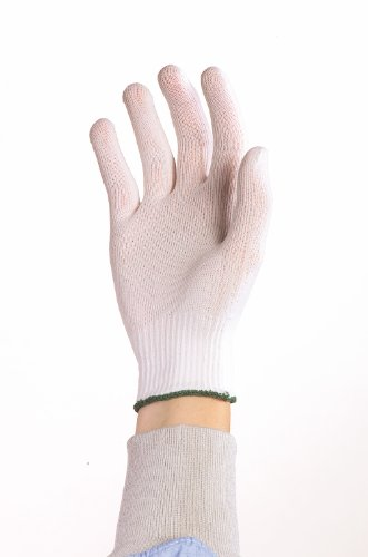 Berkshire BCR Nylon Full-Finger Glove Liners SK, Small Bu...