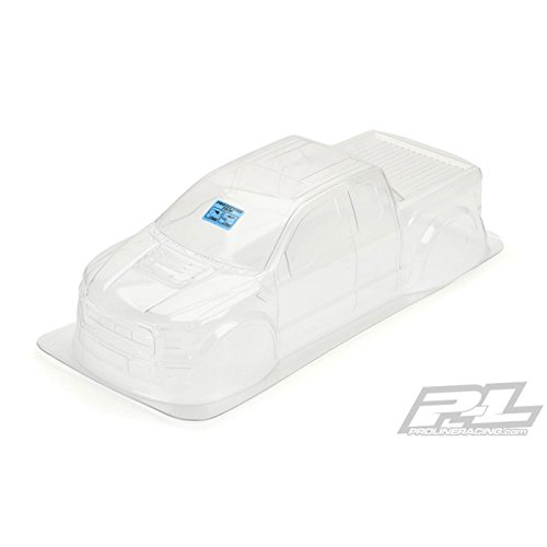 PROLINE 346800 2017 Ford F-150 Raptor Clear Body for for sale  Delivered anywhere in USA