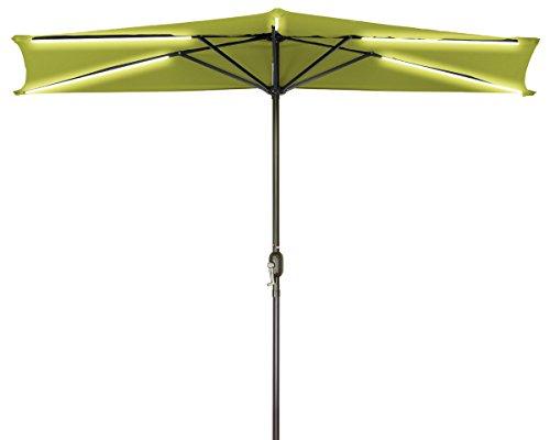 Powered Lighted Umbrella Trademark Innovations