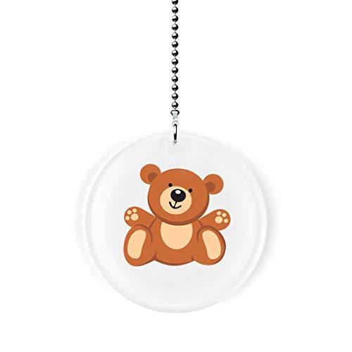 Loving Teddy Bear Fan/Light -