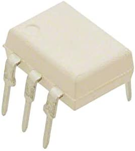MOC3010VM MOC3010VM ON Semiconductor Isolators Pack of 100