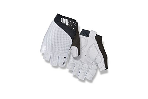 Giro Monaco II Gel Cycling Gloves White Medium