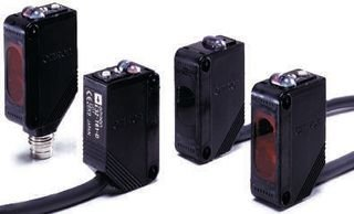 OMRON INDUSTRIAL AUTOMATION E3Z-R61 PHOTOELECTRIC SENSOR