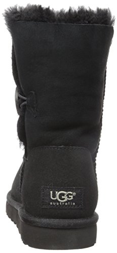 UGG Frauen Bailey Button Schwarz