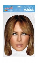 Rubie's Melania Trump Facemask (One Size) - http://coolthings.us