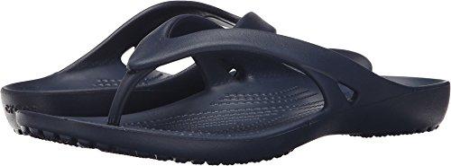 Crocs Women's Kadee 2 Flip Flop Adults, Navy, 7 M US
