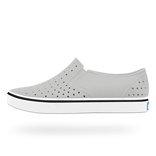 NATIVE SHOES - Miles Child - Pigeon Grey/Shell White